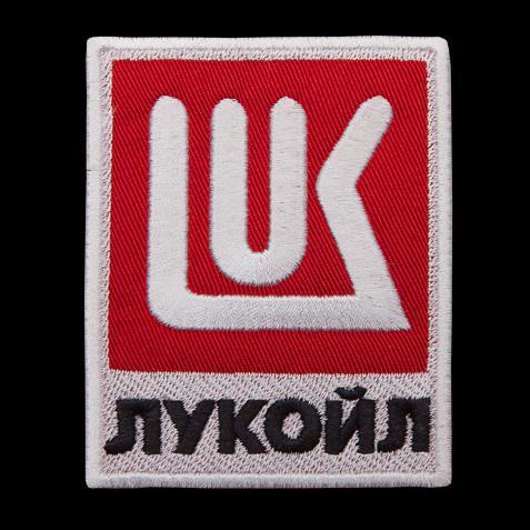 Вышивка логотипов и символики